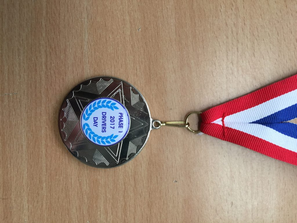 Domed sticker medals and medallions to promote your brand